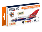 HTK-CS85 Modern Royal Air Force paint set vol. 4