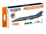 "HTK-CS111 Yak-38/38M ""Forger"" paint set"