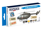 HTK-BS19 US Army Helicopters Paint Set