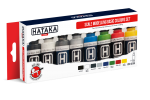 HTK-AS100 Scale modelling basic colours set