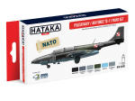HTK-AS46 Polish Navy / Air Force TS-11 paint set