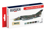 HTK-AS47 Polish Air Force Su-22M4 paint set