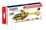 HTK-AS76 Air Ambulance (HEMS) paint set vol. 1