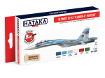 "HTK-AS83 Ultimate Su-33 ""Flanker-D"" paint set"