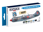 HTK-BS20 Late  WW2 Soviet  Air  Force  Paint  Set