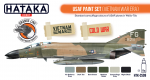 HTK-CS09 USAF Paint Set (Vietnam war-era)