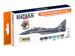 HTK-CS17 Modern Polish Air Force Paint Set Vol.1