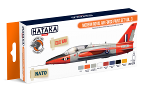 HTK-CS70 Modern Royal Air Force paint set vol. 3