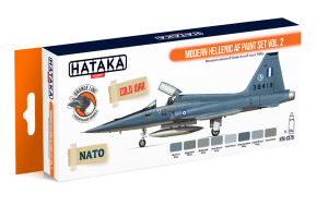 HTK-CS75 Modern Hellenic AF paint set vol. 2