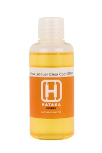 HTK-XP09 Gloss Lacquer Clear Coat 60 ml