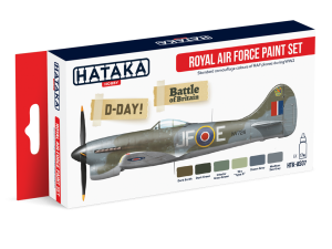 HTK-AS07 Royal Air Force paint set