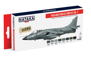 HTK-AS28 Falklands Conflict paint set vol. 2
