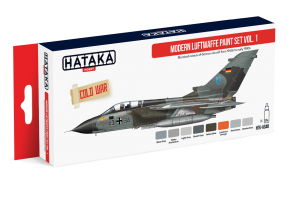 HTK-AS48 Modern Luftwaffe paint set vol. 1