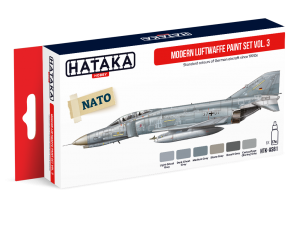HTK-AS61 Modern Luftwaffe paint set vol. 3