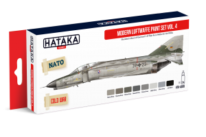 HTK-AS66 Modern Luftwaffe Paint Set Vol. 4