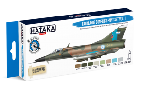 HTK-BS27 Falklands Conflict paint set vol. 1