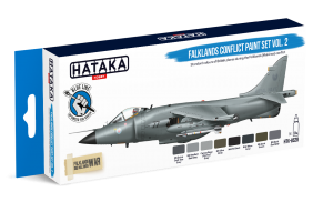 HTK-BS28 Falklands Conflict paint set vol. 2