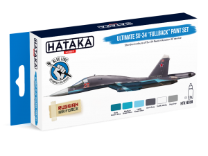 "HTK-BS58 Ultimate Su-34 ""Fullback"" paint set"