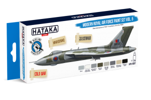 HTK-BS97 Modern Royal Air Force paint set vol. 5