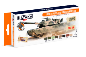 HTK-CS108 Modern Australian Army AFV paint set