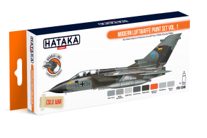 HTK-CS48 Modern Luftwaffe paint set vol. 1
