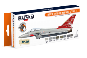 HTK-CS52 Modern Royal Air Force paint set vol. 1