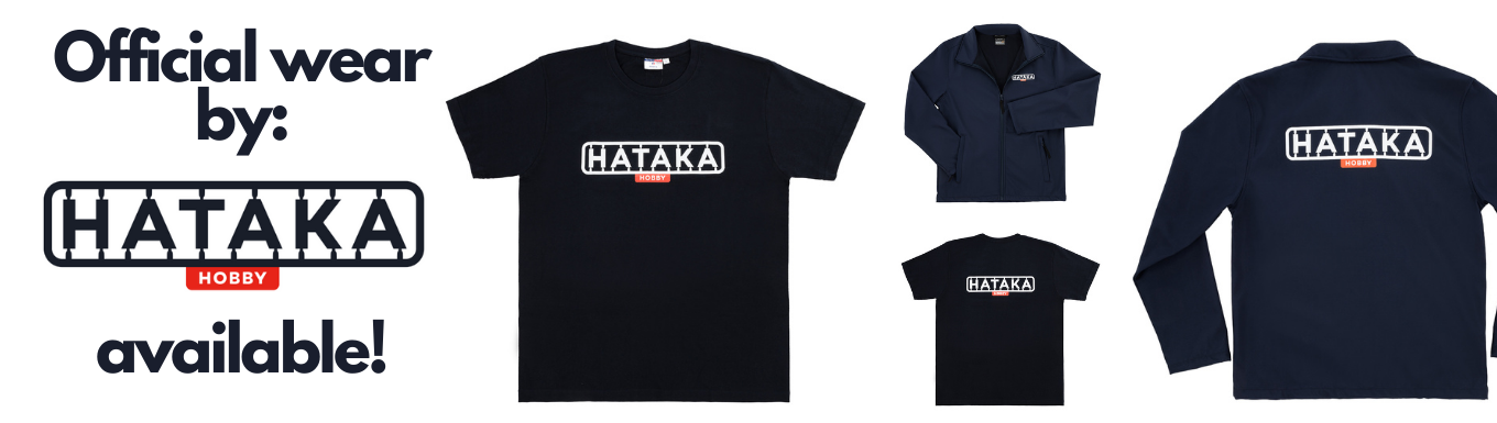 Hataka Hobby official wear