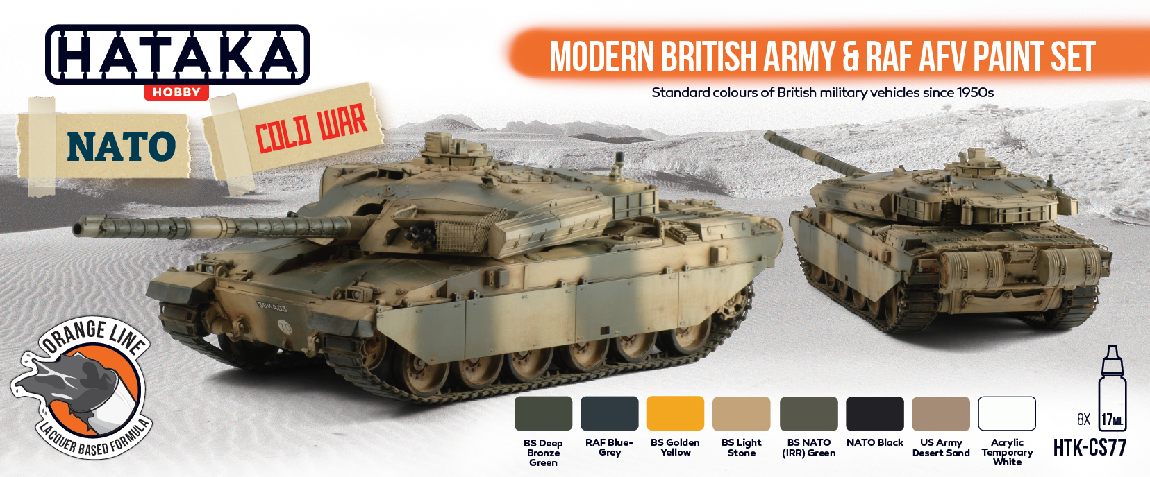 HTK-CS77-Modern-British-Army--RAF-AFV-pa